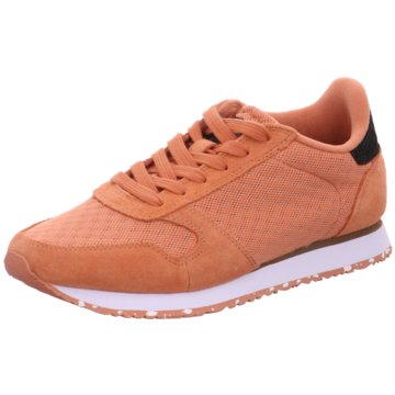 Woden Sneaker Low orange