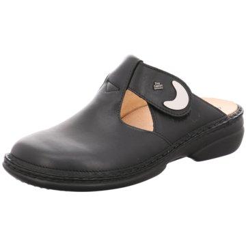 FinnComfort Komfort Pantolette2555  014099 schwarz
