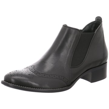 Paul Green Chelsea Boot7358 schwarz