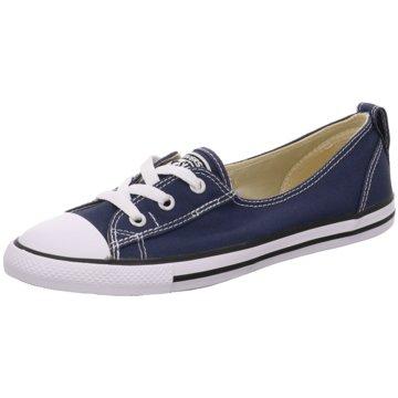 Converse Sneaker LowCTAS Ballet Lace blau