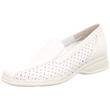 Semler Komfort Slipper weiß
