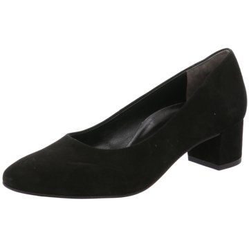 Paul Green Flacher Pumps3449 schwarz