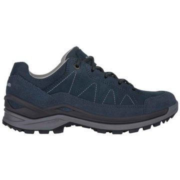 LOWA Outdoor SchuhTORO EVO LL LO WS - 320871 blau
