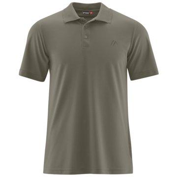 Maier Sports PoloshirtsULRICH - 152303 grün
