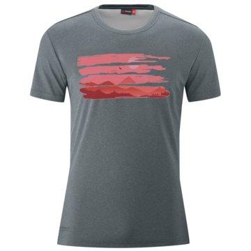 Maier Sports T-ShirtsMOUNTVIEW TEE - 152312 grau