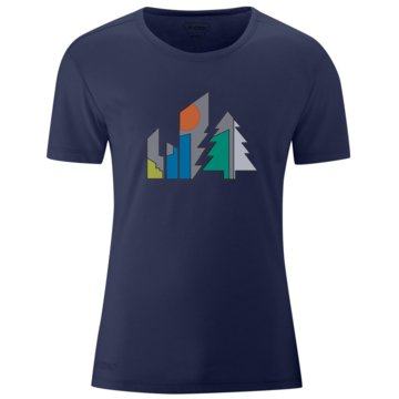 Maier Sports T-ShirtsBURGEIS TEE M - 152626 blau