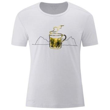 Maier Sports T-ShirtsCOFFEE BREAK M - 152627 weiß