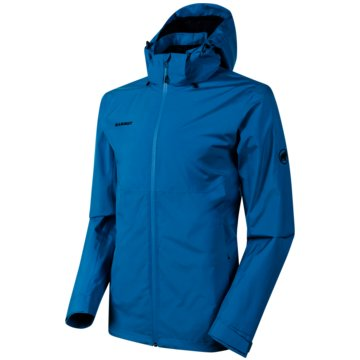 Mammut FunktionsjackenAYAKO TOUR HS HOODED JACKET MEN - 1010-26051 blau