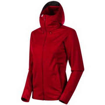 Mammut FunktionsjackenULTIMATE V SO HOODED JACKET WOMEN - 1011-00072 -