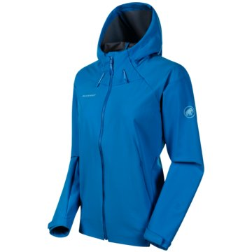 Mammut FunktionsjackenSAPUEN SO HOODED JACKET WOMEN - 1011-01060 -