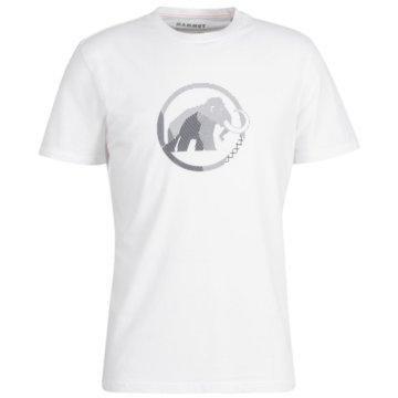 Mammut T-ShirtsMAMMUT LOGO T-SHIRT MEN - 1017-07296 schwarz