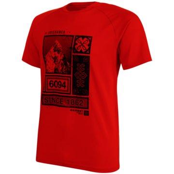 Mammut T-Shirts - 1017-09844 -