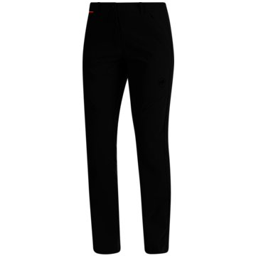 Mammut OutdoorhosenHIKING PANTS WOMEN - 1022-00430 schwarz