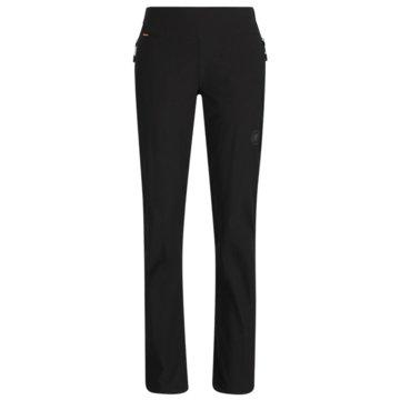 Mammut OutdoorhosenRUNBOLD LIGHT PANTS WOMEN - 1022-01320 schwarz