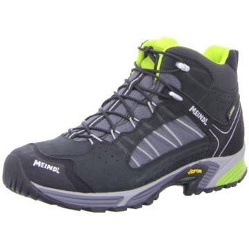 Meindl Outdoor SchuhSX 1.1 Mid GTX - 3062 schwarz