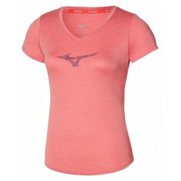 Mizuno T-ShirtsCORE RB GRAPHIC TEE - J2GA1235 rosa
