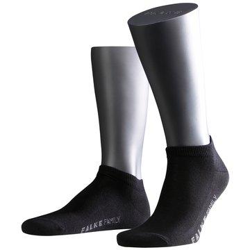Falke SockenFamily Sneaker schwarz
