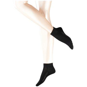 Falke Socken / StrümpfeFamily Short schwarz