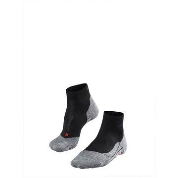 Falke Sportsocken schwarz