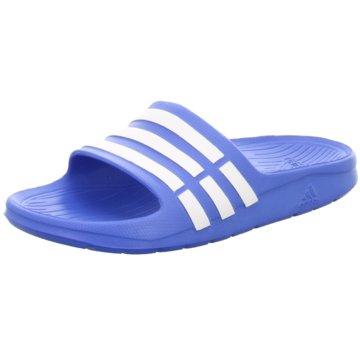 adidas WassersportschuhDuramo Slide K blau
