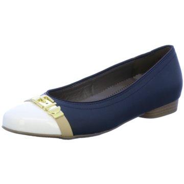 Jenny Eleganter BallerinaPisa blau
