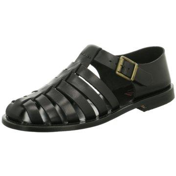 Fratelli Vanni Sandale schwarz