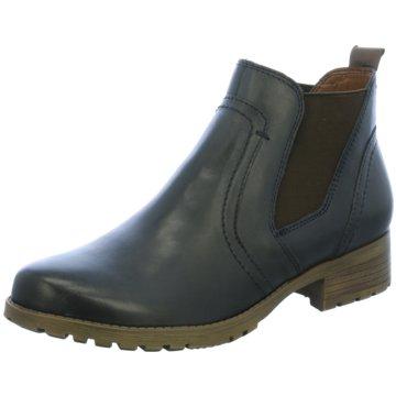 a+w Chelsea Boot blau