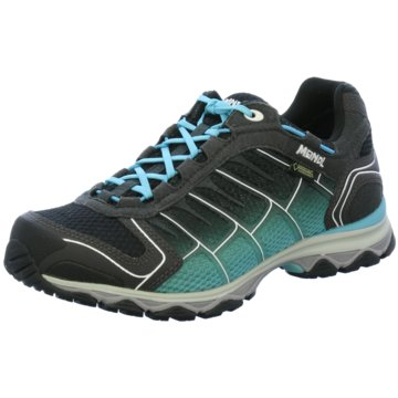 Meindl Outdoor Schuh türkis