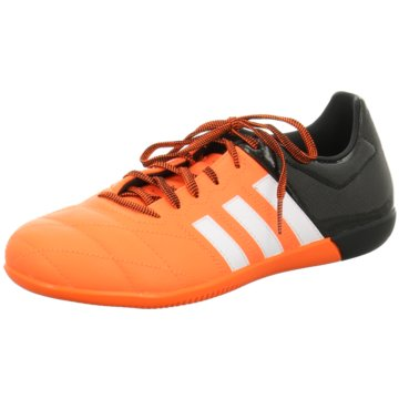 adidas Hallen-Sohle orange