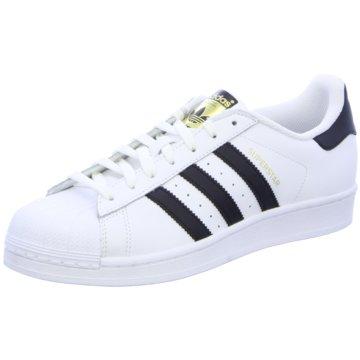 adidas Street LookSUPERSTAR - C77124 weiß
