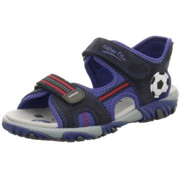 Superfit Sandale6-00174-81 blau
