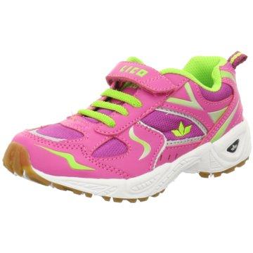 Lico Trainings- und Hallenschuh pink