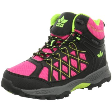 Lico Wander- & Bergschuh pink