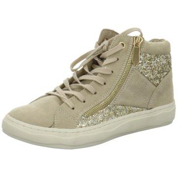 Marco Tozzi Sneaker High beige