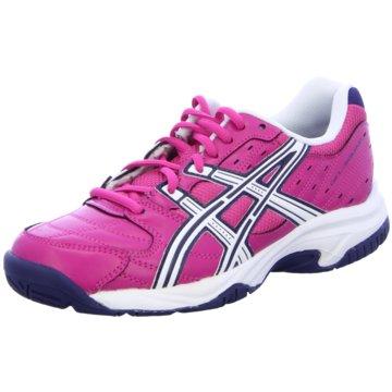 asics Trainings- und Hallenschuh pink