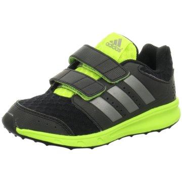 adidas Klettschuhlk sport 2 cf k schwarz