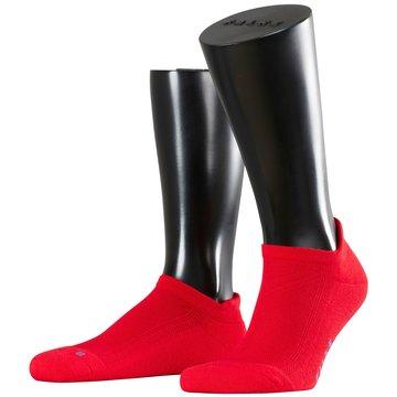 Falke Füßlinge & Sneakersocken rot