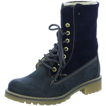 Tamaris BootsStiefel blau