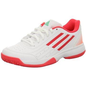 adidas Tennisschuh weiß