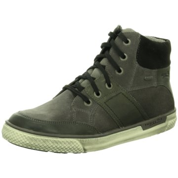 Superfit Sneaker HighLuke Weite W grau