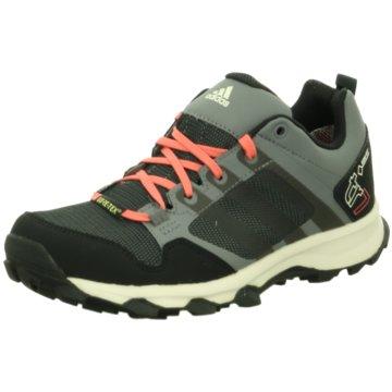 adidas WanderhalbschuheKanadia 7 TR GTX Damen Trail-Runningschuhe schwarz grau grau
