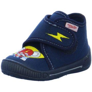 Superfit Lauflernschuh blau