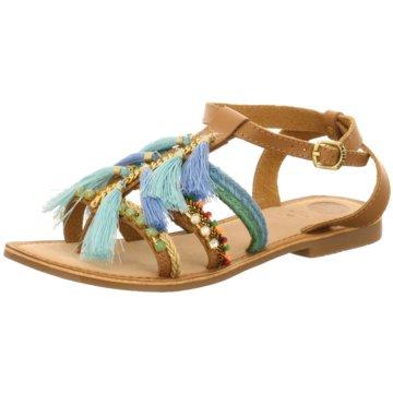 Gioseppo Sandale blau