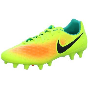 Nike Nocken-SohleMagista Onda II FG Fußballschuhe Nocken gelb gelb