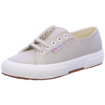 Superga Sneaker Low grau