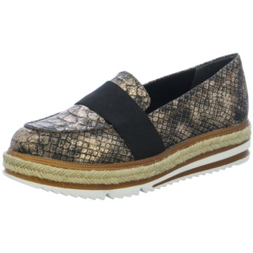 Tamaris Plateau Slipper animal