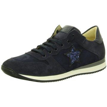Micio Sneaker Low blau