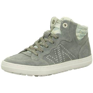 Vado Sneaker High grau