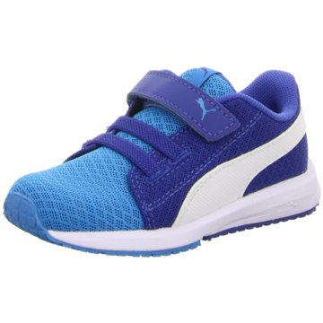 Puma Sportschuh blau