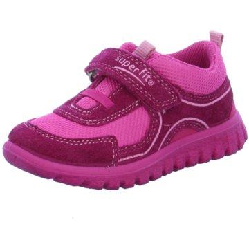 Superfit Sneaker Low pink